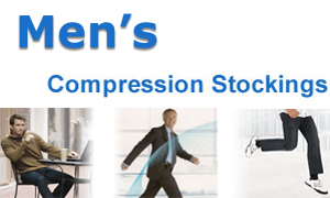 Men's Compression Stockings Image