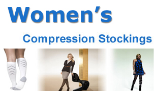 Women's Compression Stockings Image