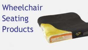 Wheelchair seating products