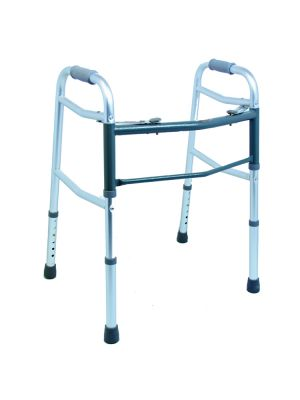 Junior folding walker