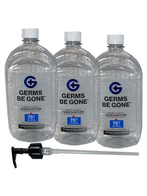 Germs Be Gone Hand Sanitizer - 946 ml (32 fl. oz.)