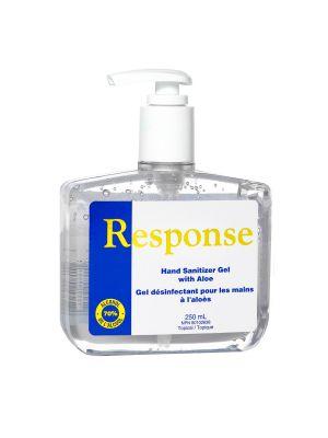 Response® Gel - 250ml Pump Bottle - 70% Alcohol