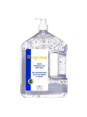 Response® Gel - 1.89L Bottle - 70% Alcohol