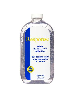Response® Gel - 950ml Bottle - 70% Alcohol