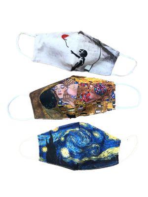 Artist Collection Masks