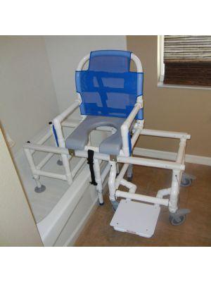 PVC Bath Transfer System
