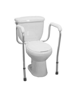 Toilet versaframe
