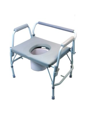 CH1052 Drop Arm Commode