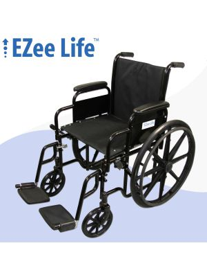 "Ezee Life 18"" Wheelchair (1093)"