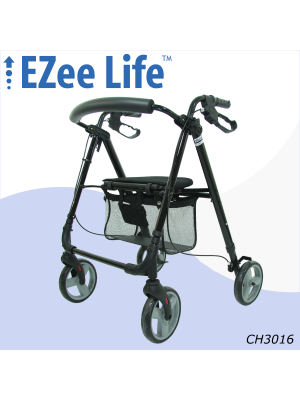 Ultra Light Tall Rollator - CH3016