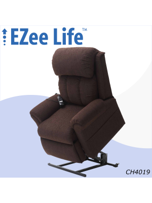 Jupiter Lift Chair - Grey