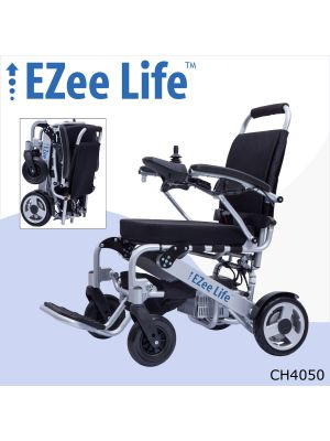 EZee Fold Folding Electric Wheelchair