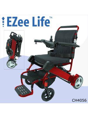G2 EZee Fold Power Folding Wheelchair