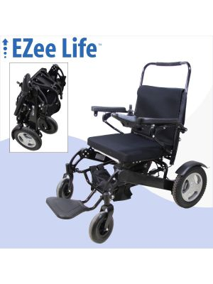 2G Folding Electric Wheelchair w/ 12