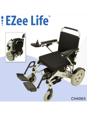 CH4065 G1 HD Power Folding Wheelchair