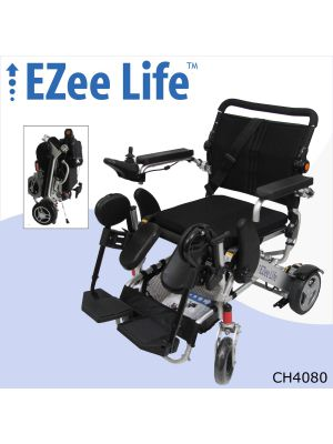 CH4080 G3 Folding Power Wheelchiar