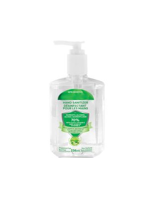 Hand Sanitizer Gel - 236 ml (8oz.)  - CH5710
