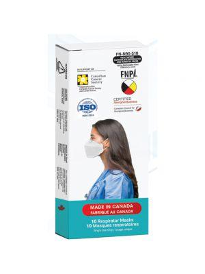 FN-N95-510 Respirator Mask - Box of 10