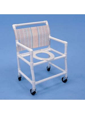 Healthline Extra-Wide Shower Commode Chair (SC6014X BP)