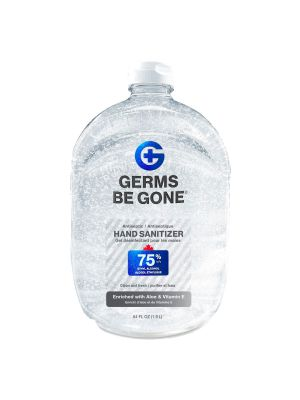 Germs Be Gone Hand Sanitizer - 1900 ml (64 fl. oz.)