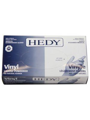 Hedy Vinyl Gloves - 100/box