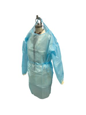 Disposable Isolation Gowns - 10 Packs