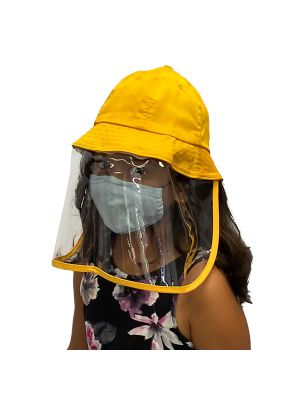 Children's Hat with Face Shield