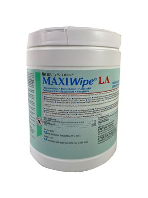 Disinfectant MaxiWipes LA - 65 Large Wipes