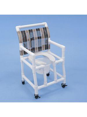 Healthline Open Front Shower Commode Chair (SC60430FP)