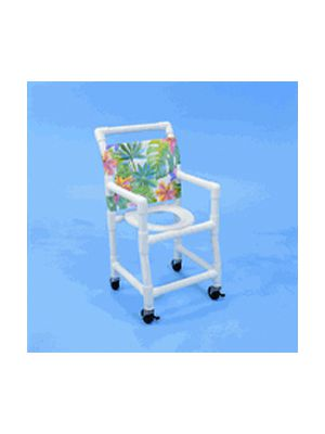 Healthline Small-Pediatric Shower Commode Chair (SC6153S/PED)