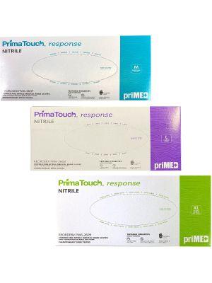 Prima Touch Nitrile Gloves - 300/250 per Box