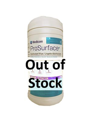 Medicom ProSurface - 160 Wipes
