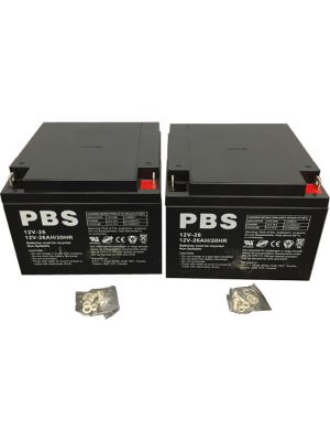 Rover 4 Replacement Batteries
