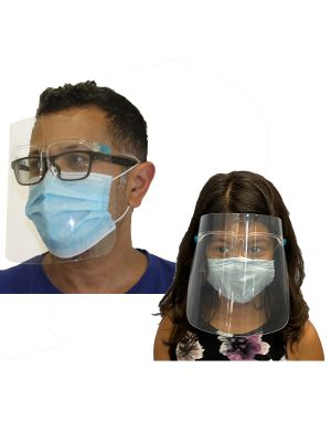 Strapless Face Guard