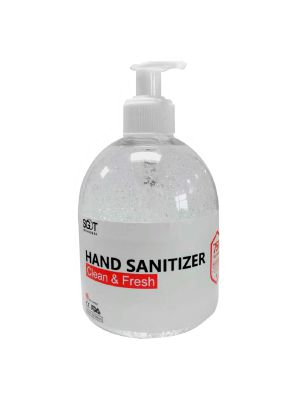 SGT Gel Hand Sanitizer - 500ml