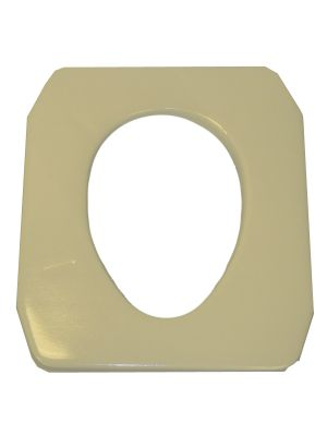 Healthline Toilet Seat Deluxe soft seat, closed-front (SSCF)