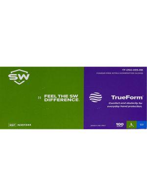 TrueForm Nitrile Exam Gloves - 100 / Box