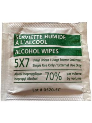 Alcohol Wipes - 70%