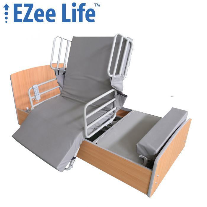 Pleasing Rotation Hospital Style Bed Bralicious Painted Fabric Chair Ideas Braliciousco